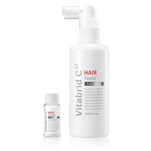vitabrid c12 hair tonic set professional small