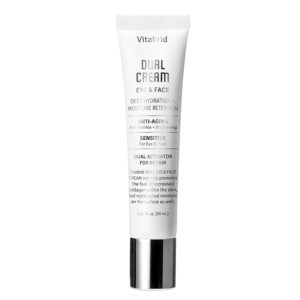 vitabrid c12 dual cream eye face small