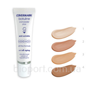 botuline concealer covermark